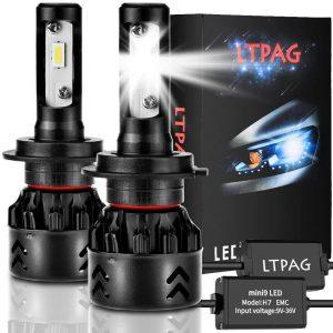 Bombilla LED H7 LTPAG para coche