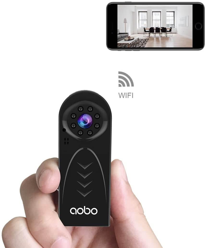 Cámara de vigilancia para coche AOBO