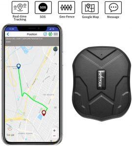 Localizador GPS de vehículos TKSTAR
