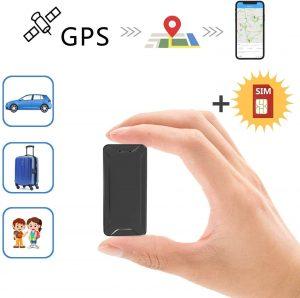 Localizador Mini GPS para vehículos Fosin