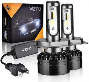 Bombilla LED H4 para coche WZTQ