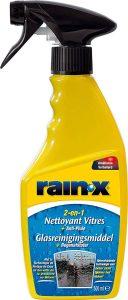 Limpiacristales + Repelente de Lluvia Carpoint Rain-X 2 en 1