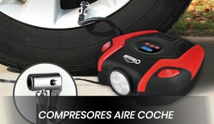 Mejores compresores coches